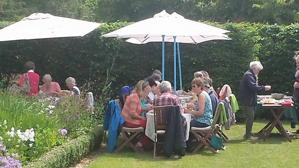 Leinster summer lunch at Kilmurry Nursery 1