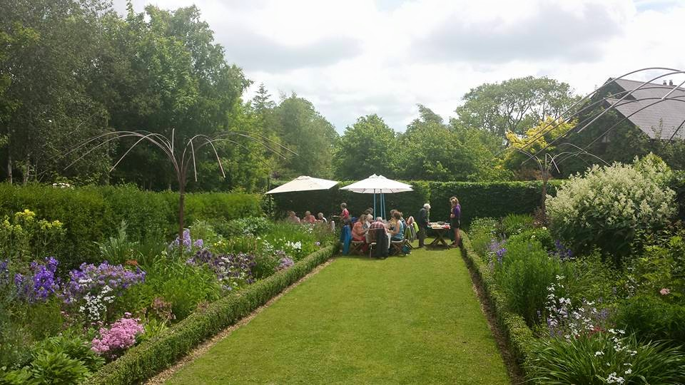 Leinster summer lunch at Kilmurry Nursery 2