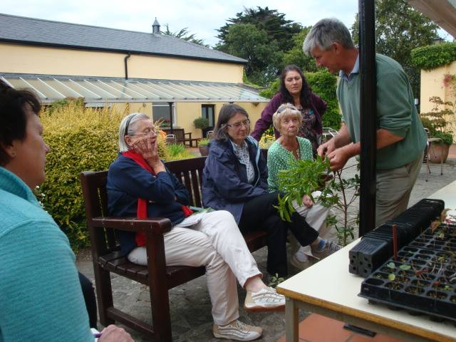 St Enda's workshop July 2015