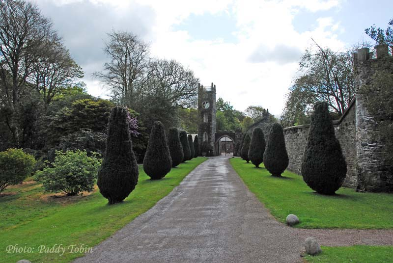 "Averil Milligan: ""Rowallane – Interesting Plants and Irish Heritage History"" @ National Botanic Gardens,"