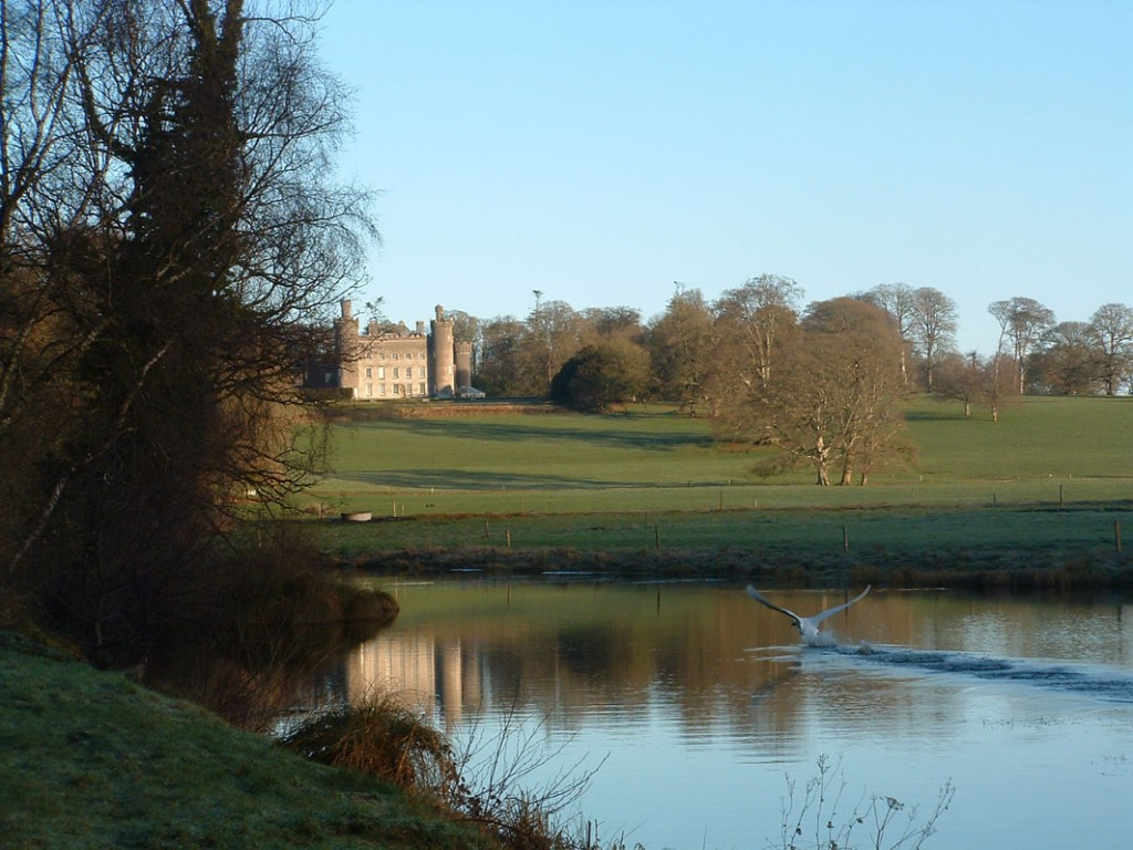 TULLYNALLY CASTLE