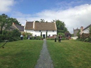 Lismacloskey Rectory Garden at Ulster Folk Museum @ Ulster Folk and Transport Museum