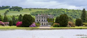 Visit to Curraghmore House, Portlaw, Co. Waterford @ Curraghmore House