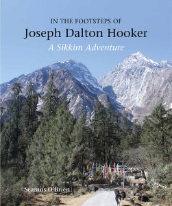 Book Launch: In the Footsteps of Joseph Dalton Hooker - with Séamus O'Brien @ Fota House