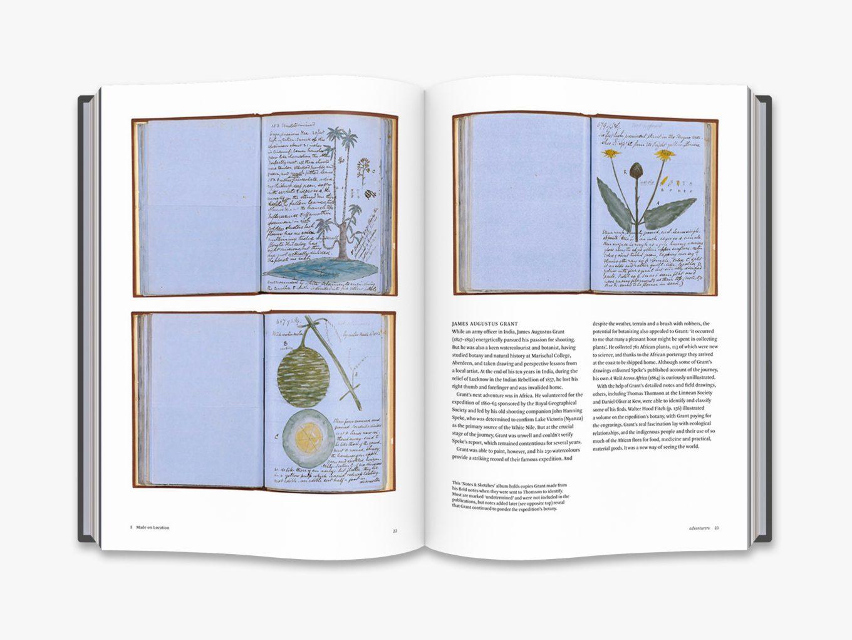 Botanical Sketchbooks 1
